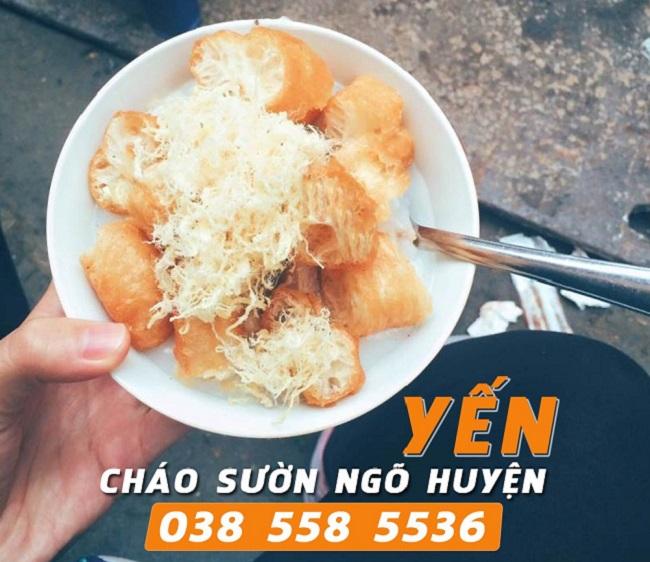 Quán Yến - Cháo sườn Ngõ Huyện