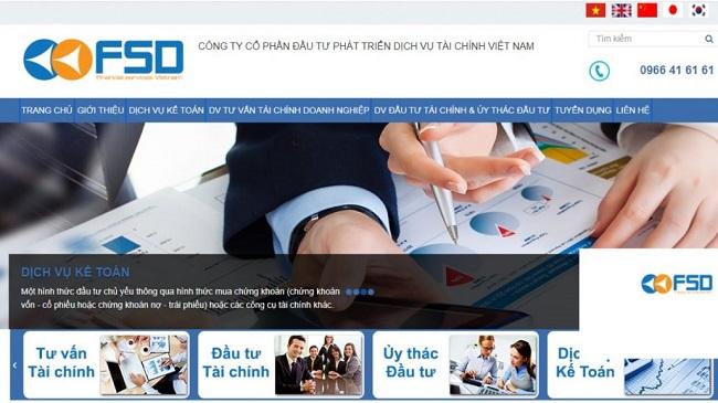 Công ty dịch vụ kế toán uy tín tại Hà Nội – FSD