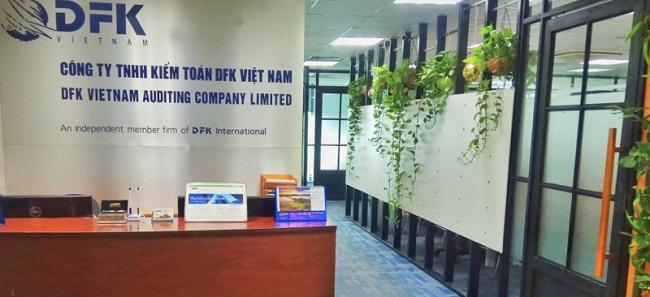 DFK Vietnam Auditing - Công ty kế toán hàng đầu Việt Nam