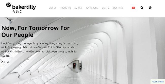 Công ty TNHH Kiểm toán và Tư vấn A&C - dịch vụ kế toán Hà Nội uy tín