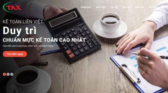 Công Ty Dịch Vụ Kế Toán Liên Việt