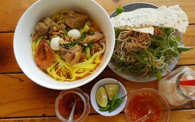 Madame Hin - mì quảng ngon ở Hà Nội