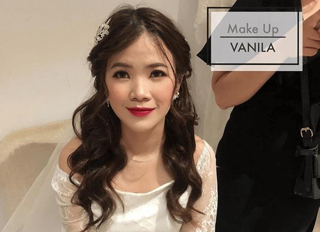 Makeup Vanila - Trang điểm tại nhà giá rẻ ở TPHCM