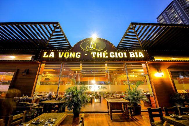Thế Giới Bia Lã Vọng - quán nhậu ngon Hà Nội