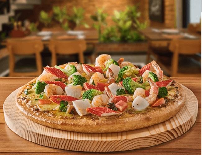 The pizza company - pizza ngon Hà nội
