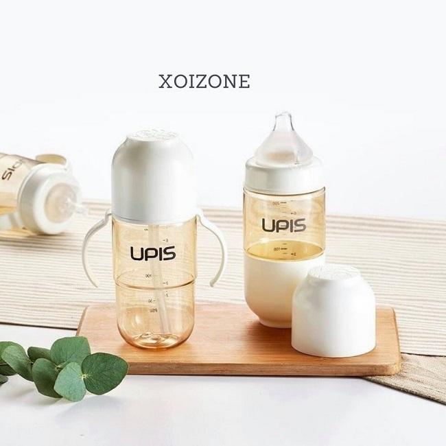Bình sữa Hàn Quốc Upis Premium PPSU