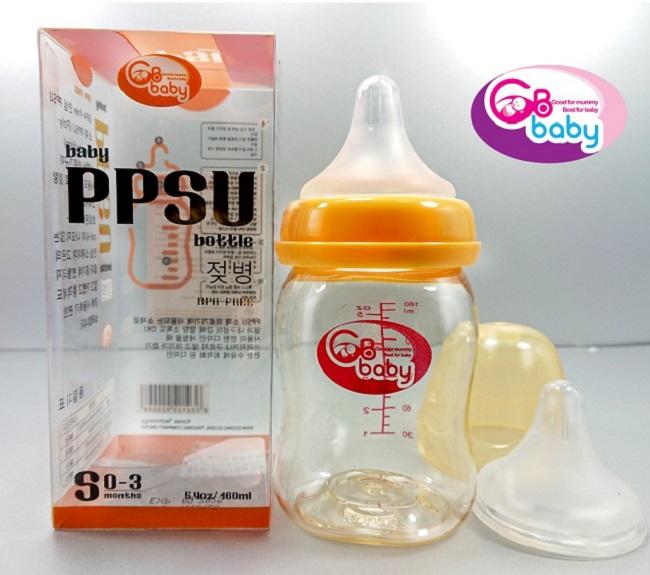 Bình sữa Hàn Quốc PPSU GB Baby