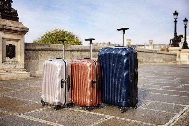 các thương hiệu vali nổi tiếng nhất