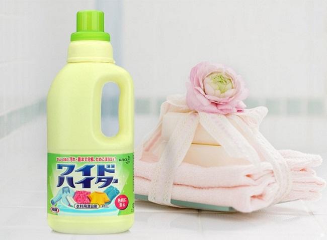 KAO - Thuốc tẩy quần áo màu tiết kiệm