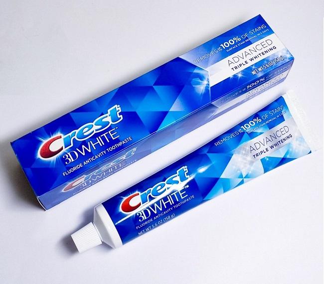 Kem đánh răng Crest