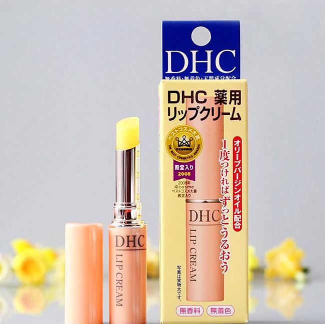 Son dưỡng môi Nhật Bản DHC
