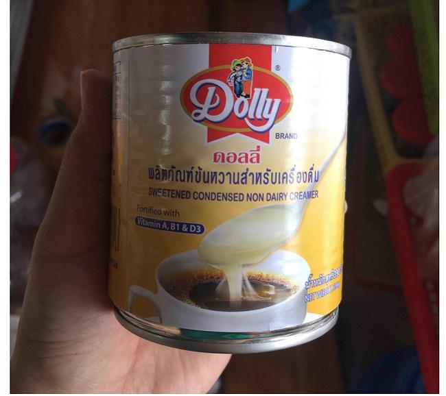 Sữa đặc Dolly Thái Lan