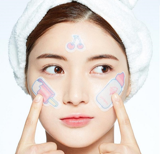 sữa rửa mặt collagen Hàn Quốc