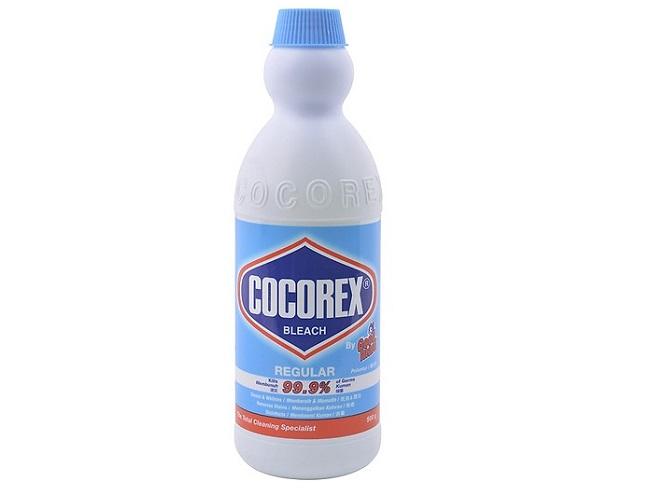 Thuốc tẩy quần áo màu Cocorex - Saraya Goodmaid