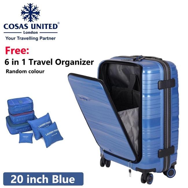 Thương hiệu vali kéo nổi tiếng Cosas United