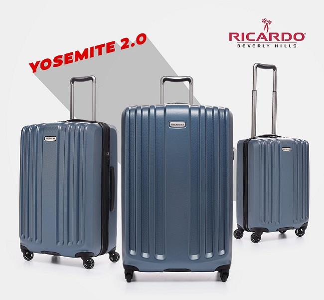 Thương hiệu vali nổi tiếng Ricardo