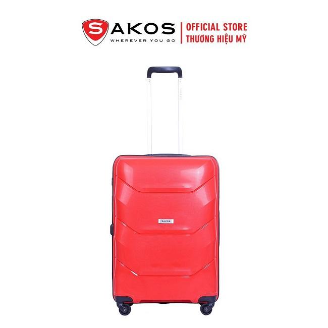 Thương hiệu vali nổi tiếng Sakos