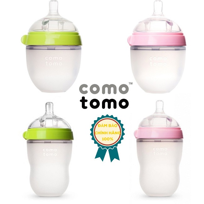 Bình sữa Hàn Quốc Comotomo