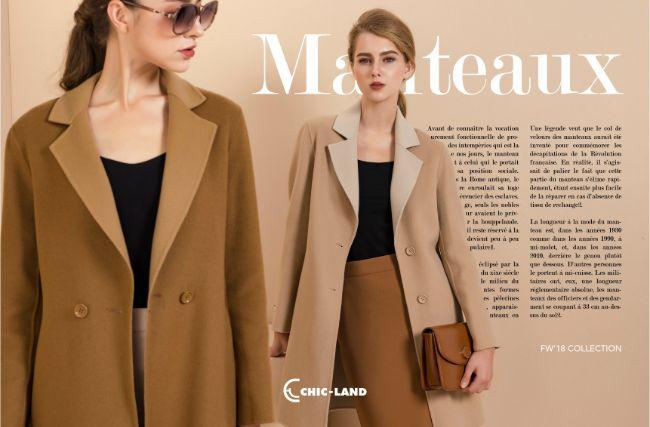 Chic-land là thương hiệu thời trang nữ Việt Nam nổi tiếng