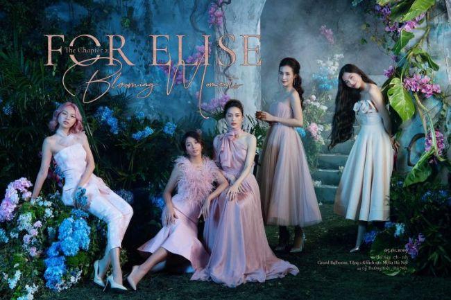 Elise là một trong các thương hiệu thời trang nữ Việt Nam