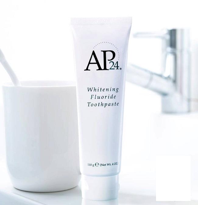 Kem đánh trắng răng AP24 Nuskin là kem đánh răng tốt nhất thế giới