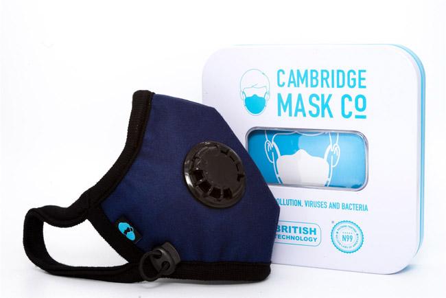 Khẩu trang Cambridge Masks - khẩu trang y tế hãng nào tốt