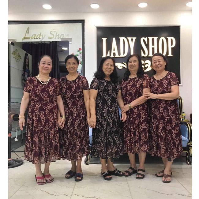LadyShop - Shop thời trang trung niên Hà Nội