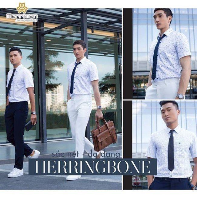 Thương hiệu thời trang nam Việt Nam Merriman