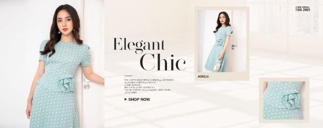 Các thương hiệu thời trang nữ Nem