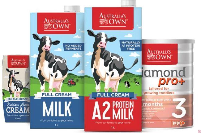 Sữa Australia's own