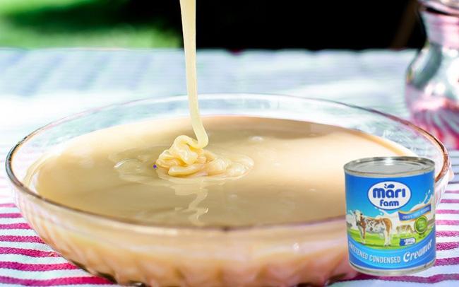 Sữa đặc Thái Lan Mari Farm