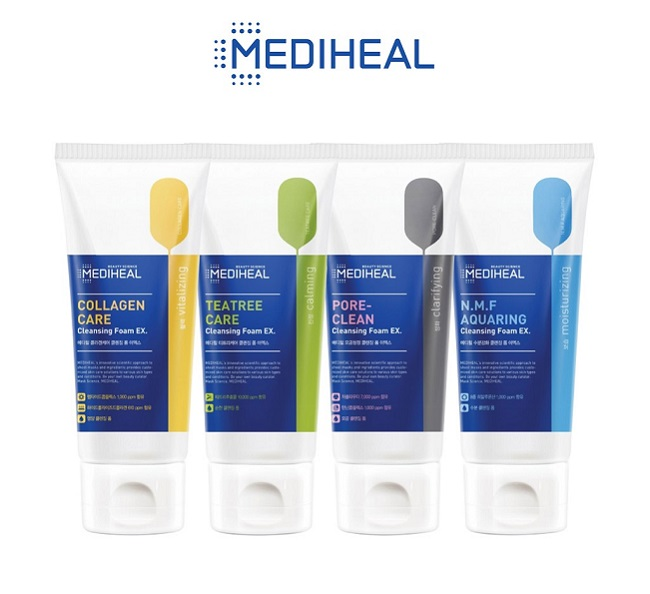 Sữa rửa mặt Collagen Hàn Quốc collagen Care