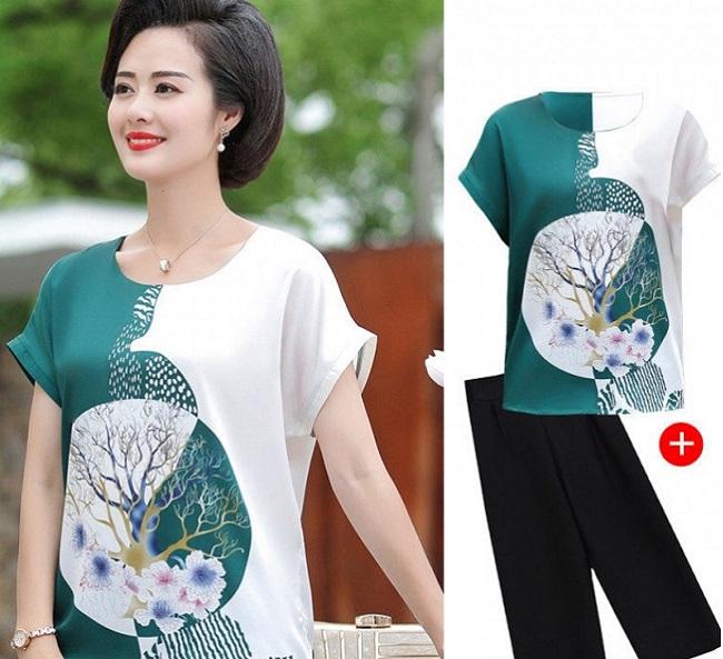 Thời trang trung niên Hà Nội