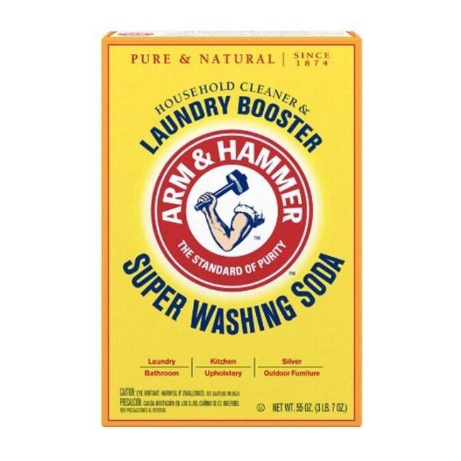 Arm & Hammer Super Washing Soda Detergent Booster của hãng Church & Dwight