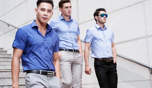 Thương hiệu thời trang nam Việt Nam