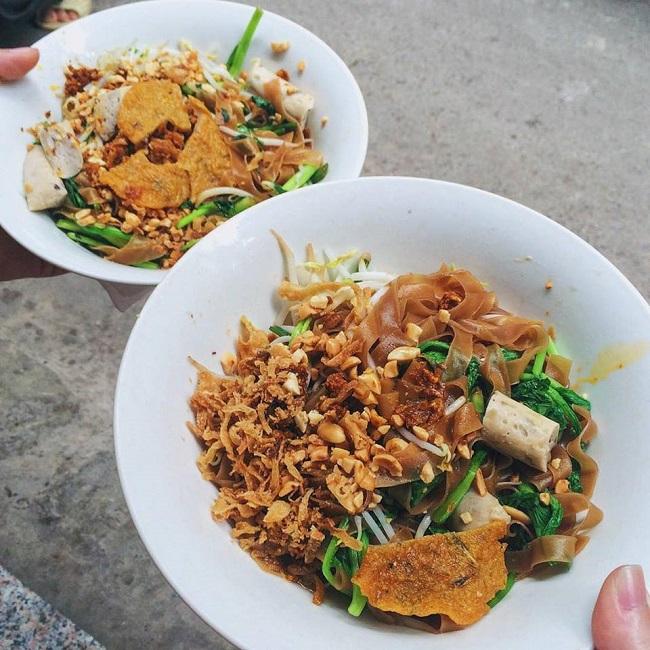 Bánh đa trộn – 47 Ngõ Huyện, Hoàn Kiếm
