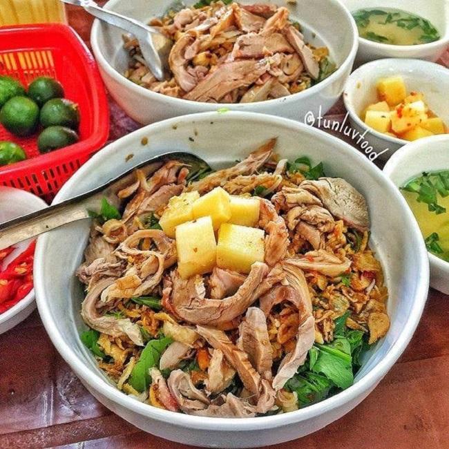 Bánh đa trộn – Ngõ 255 Nguyễn Khang, Cầu Giấy