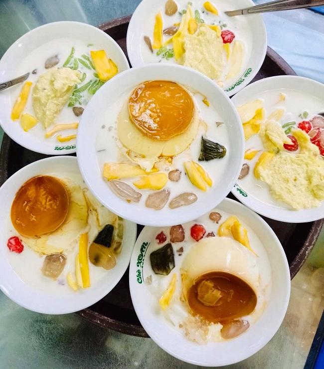 Chè Xoan - quán ăn tối Hà Nội