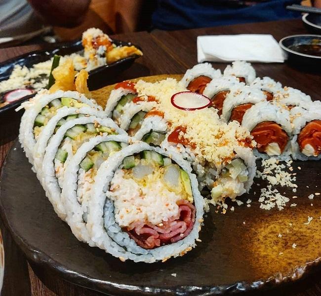 Hanayuki sushi - nhà hàng sushi ở Hà Nội