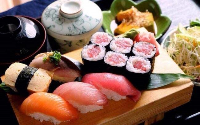 Kimono Restaurant - nhà hàng sushi ở Hà Nội