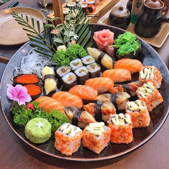 Koto BBQ Sushi