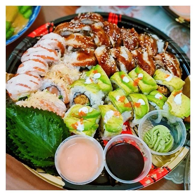 Let's Sushi - nhà hàng sushi ở Hà Nội