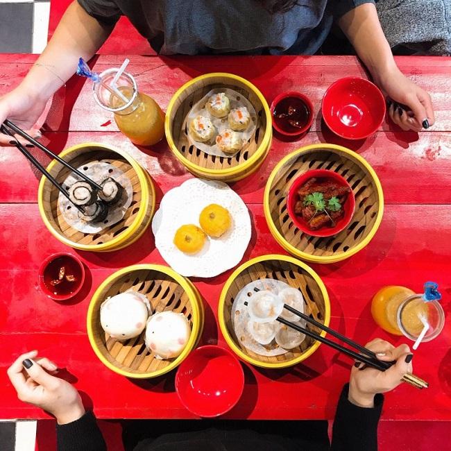 Minh Ký - Dimsim là quán ăn tối Hà Nội