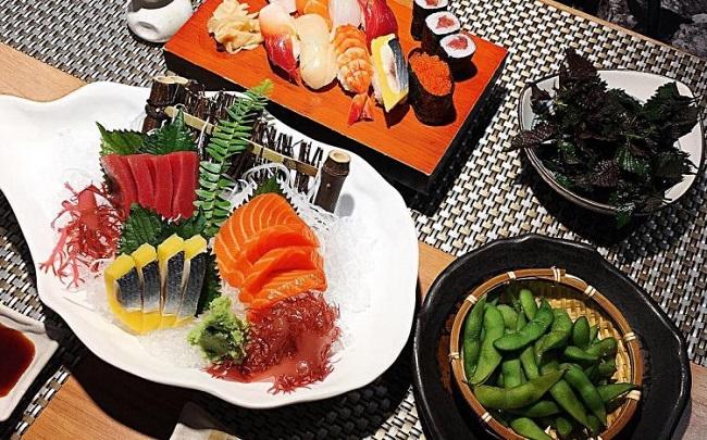 Nhà Hàng Sushi Kei