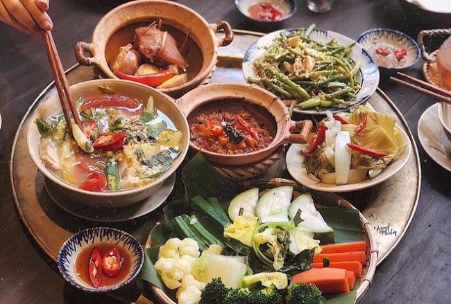 Các quán ăn tối Hà Nội