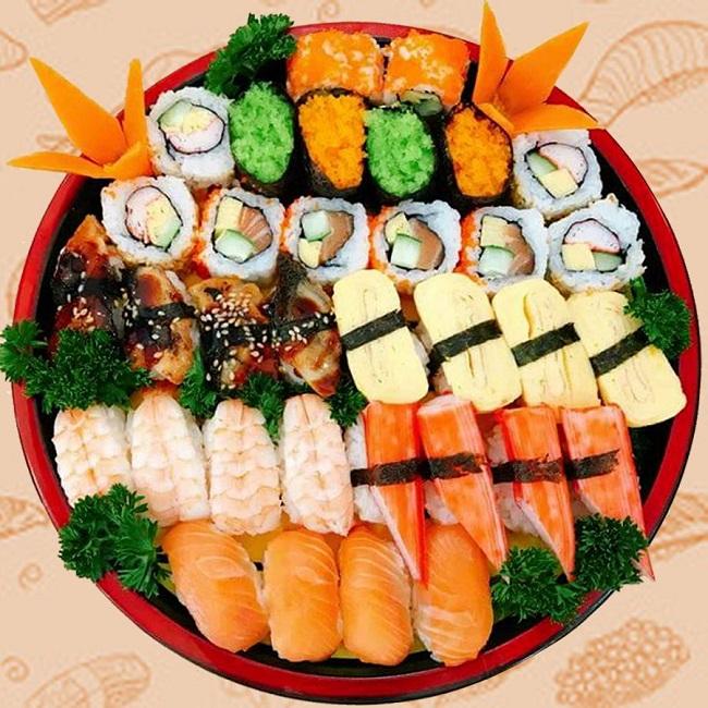 Sushi Garden - nhà hàng sushi ở Hà Nội