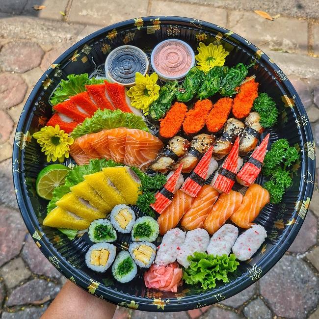 Sushi Việt - nhà hàng sushi Hà Nội