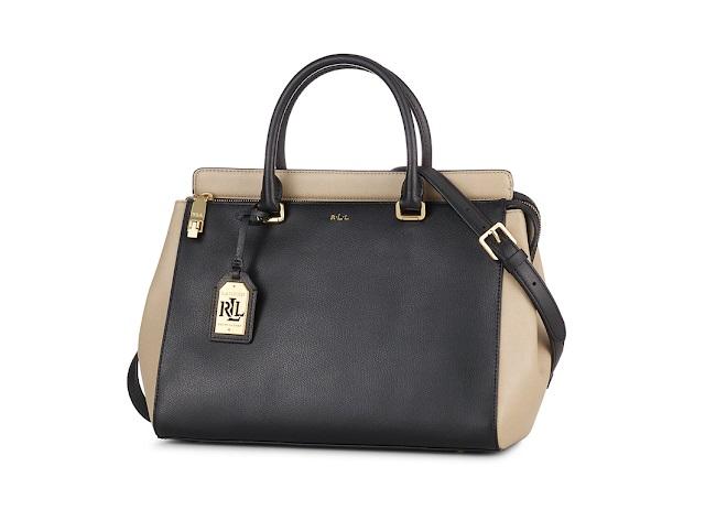 Ralph Lauren là một trong các thương hiệu túi xách bình dân nổi tiếng