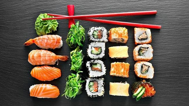 Tokyo Deli - nhà hàng sushi Hà Nôi