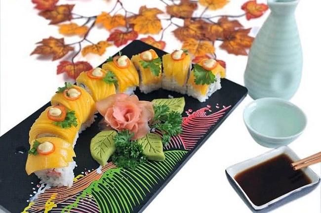 Wabi Sabi - nhà hàng sushi Hà Nội